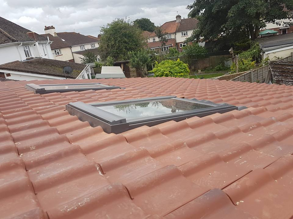 Roof extension – Home extension