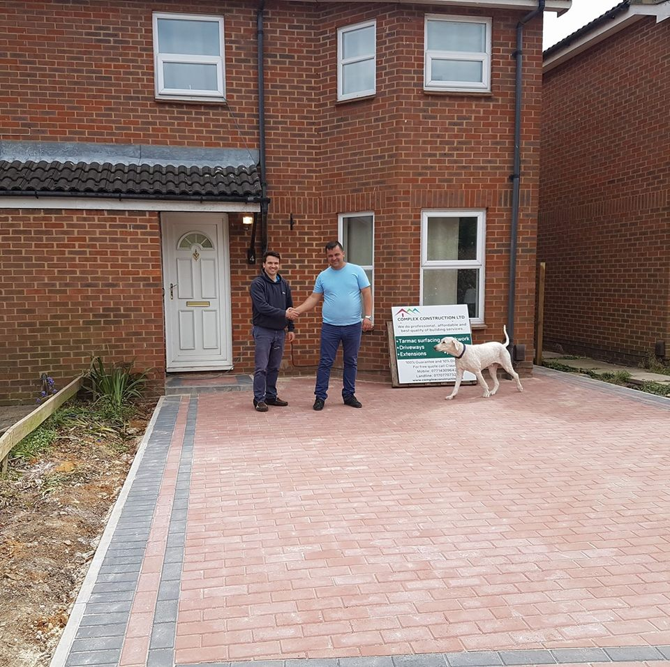 Driveways block paving 04